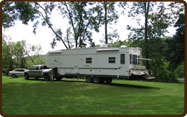 Sweetwater RV Sites by the Shenandoah River