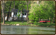 The Cottage by the Shenandoah River